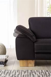 Sofa Günstig Online Kaufen : talida von pure natur polstergarnitur schwarz sofas couches online kaufen ~ Orissabook.com Haus und Dekorationen