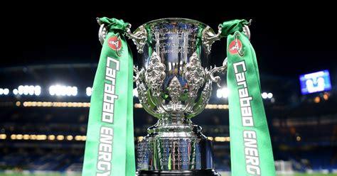 Carabao Cup 4th round draw recap - Potential Tottenham vs ...
