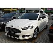 Ford Mondeo IV Mk 5 2014  Recenzje I Testy Opinie