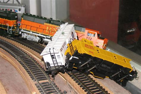 Bnsf Gp60s In First Accident