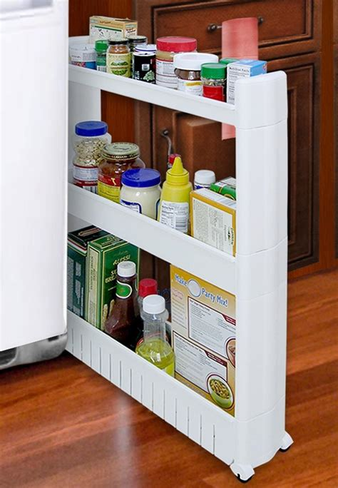 10 Smart Storage Hacks for Your Small Kitchen « Food Hacks