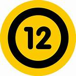 Icon Svg Twelve Hungary Number Cool Pixels