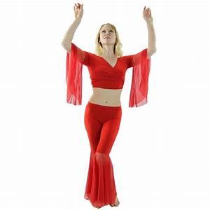 Net Yarn 2-Piece Belly Dance Costume [BELST030] - Danzcue