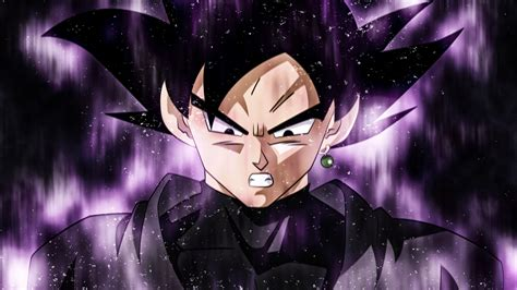Dragon Ball Z Wallpaper 1080p Goku Black Ps4wallpapers Com