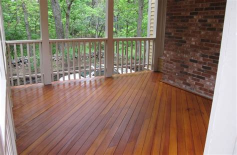 fir  teak  opaque rails seal  deck