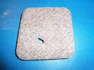 New Stihl Air Filter Fits Fs55 Fs45 Fs46 41401242800 Oem