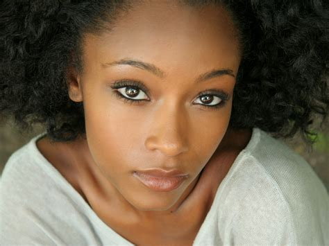 From Top Model To Black Panther, Actress Yaya Alafia Is