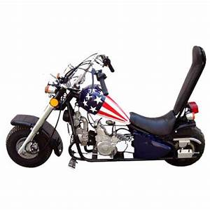 China Mini Chopper Four Strokes 49cc  Ga-p07