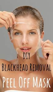 Effective diy peel-Off Face masks for Blackheads and Pore