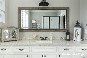 A Modern Farmhouse Bathroom Guestroom The Montgomery