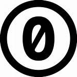 Creative Commons Cero Icons Icono Icon