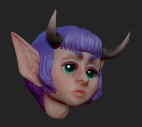 Coloring Zbrush by Zbrush Coloring Test By V Mordecai On Deviantart