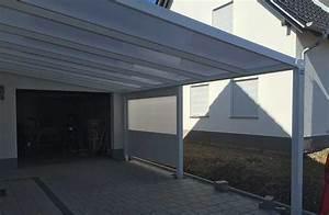 Carport Pultdach Neigung : carport aus alu oder holz o p profi von den experten von o p profi ~ Whattoseeinmadrid.com Haus und Dekorationen