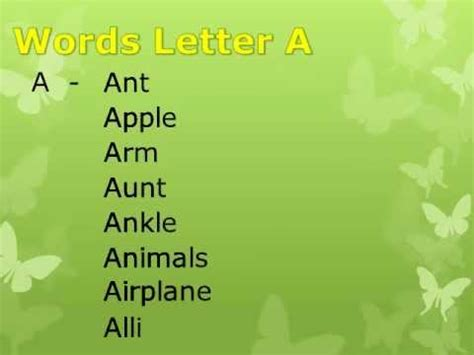 two letter words that start with v words start with letter a 52032