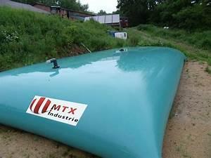 Reservoir D Eau : r servoir souple pour le stockage d 39 eau potable contact mtx industrie ~ Dallasstarsshop.com Idées de Décoration