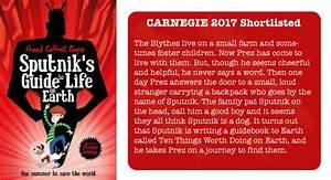 Carnegie 2017 Shortlisted