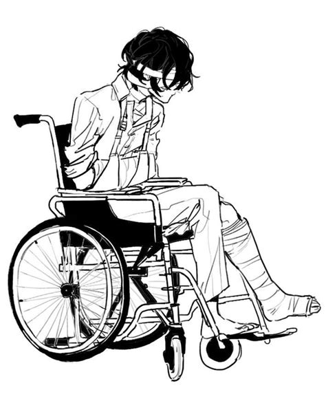 wheelchair drawing chibi     ayoqqorg