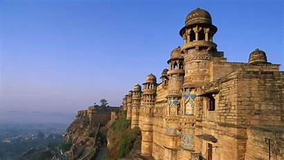 India Travel Fort Gwalior Wallpapers Castle Windsor
