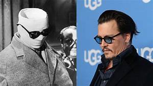 Johnny Depp will disappear into 'Invisible Man' role for ...