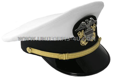 U.s. Navy Officer Combination Cap
