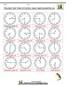 time activity sheets time worksheet o 39 clock quarter and half past
