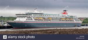 The MV Balmoral is the largest of four cruise ships owned ...