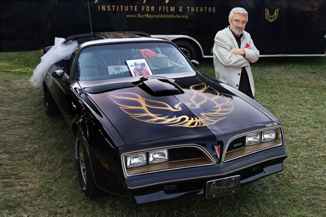 New Smokey And The Bandit Car by Image 1977 Pontiac Firebird Trans Am Smokey And The