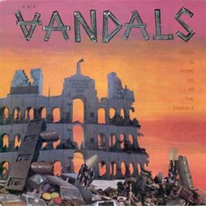 Vandals When In Rome Do As The Vandals Records, LPs, Vinyl ...