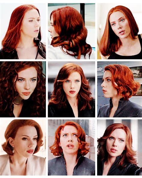Haiiiir Hair Color Avengers Actrices