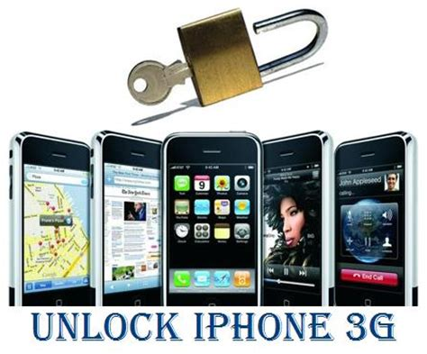 can apple unlock my iphone how to unlock iphone 3g using common unlocking software