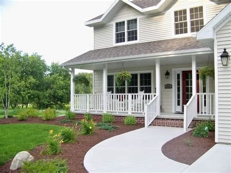 landscaping ideas for front porch area front porches porches and landscaping on pinterest