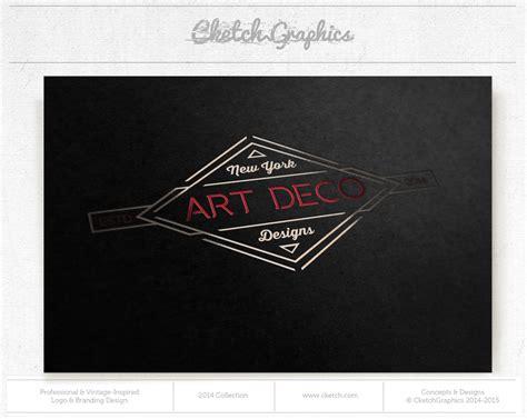 deco logo design deco designs logo template cketch