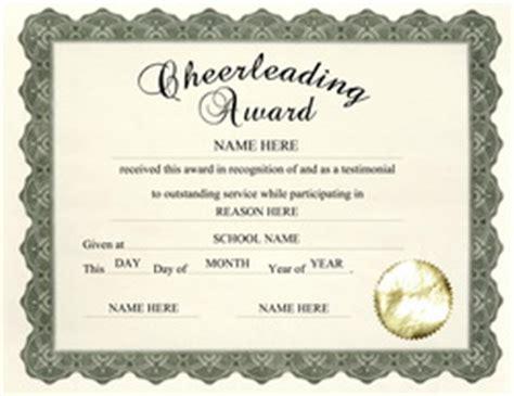 templates  high school award templates geographics