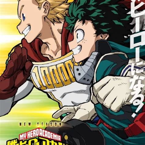 5.0 out of 5 stars my hero academia season 2 poster is plus ultra! Best Anime Wallpaper Kami: Bnha The Big Three Wallpaper