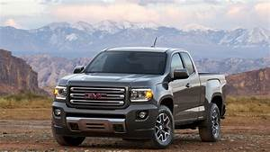 Full HD Wallpaper gmc canyon four-wheel drive pickup utah