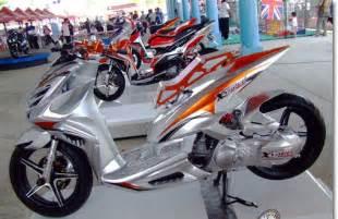 Yamaha Mio 125 Modified