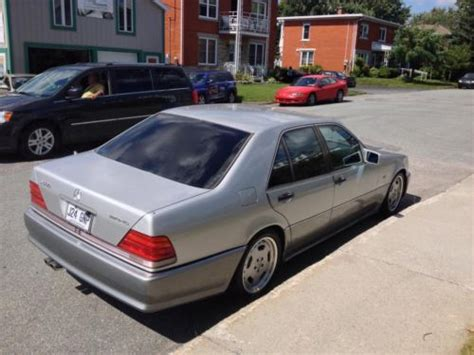 how to sell used cars 1992 mercedes benz 300te parental controls sell used 1992 mercedes benz s500 amg jdm w140 with only 30400 miles in sherbrooke quebec