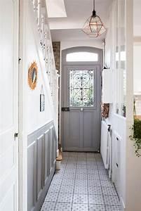 Porte De Couloir : am nagement couloir troit et sombre projets house entrance foyer staircase et entrance foyer ~ Nature-et-papiers.com Idées de Décoration