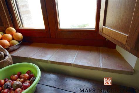 davanzali interni davanzali finestre in mattoni citt 224 della pieve perugia