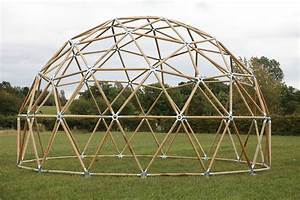 Geodesic dome kits mae materiales ambientales for Geodesic dome template