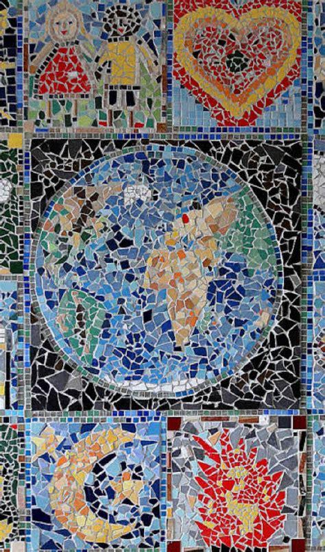 Gärten Der Hoffnung Mysteriöse Kiste tolles quot mosaik der hoffnung quot f 252 r haiti steinen