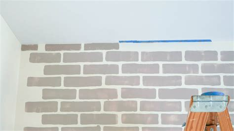 brick wall   cutting edge stencil anne p makeup