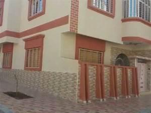 Maison Au Maroc : maison vendre oujda lotissement lfarah avec 2 fa ade ~ Dallasstarsshop.com Idées de Décoration