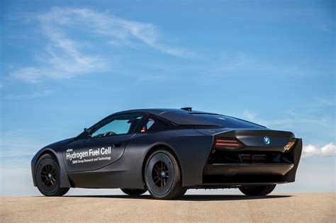 first bmw bmw unveils the first fuel cell prototype resulted from