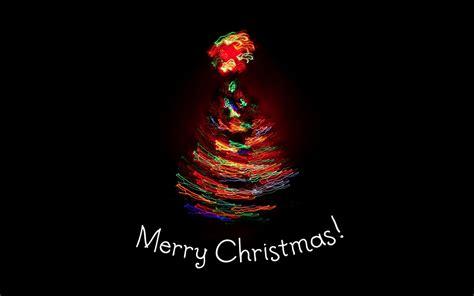 merry christmas tree hd free wallpaper