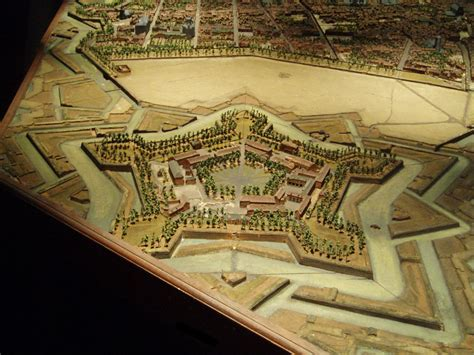 siege lille fortified places gt relief maps gt lille