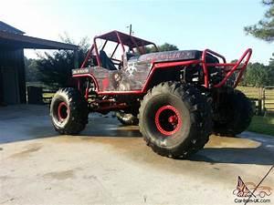 Jeep Cj Rock Crawler