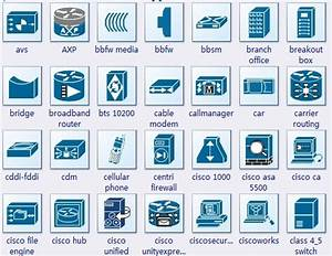 Copyright Free Network Diagram Icons