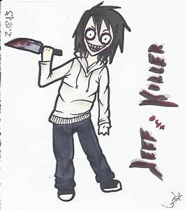 Jeff the Killer CHIBI by YunikuSenshi on DeviantArt