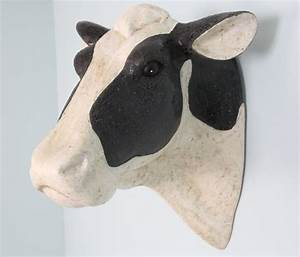 17 best ideas about cow head on pinterest mexican wall With kitchen colors with white cabinets with resin animal heads wall art